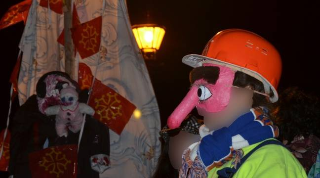 A Montpellier, le Karnaval des gueux s'est déroulé sans heurts ni dégâts
