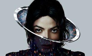 Pochette de l'album de Michael Jackson, Xscape