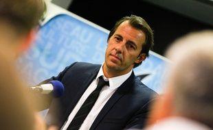 Philippe Dallard, le président du Fenix Toulouse handball.