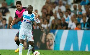 OM: Des dirigeants de Galatasaray à Marseille pour Lassana Diarra (Archives)