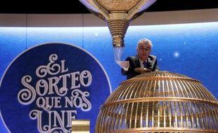 Le tirage du loto de Noël a eu lieu dimanche 22 décembre à Madrid.