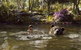 Neel Sethi dans Le livre de la jungle de Jon Favreau