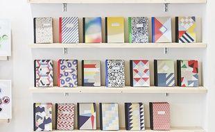 Les modèles des carnets de Papier Tigre n'existent qu'une seule fois, le temps d'un collection.