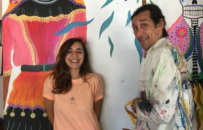 Vic Oh et Francesco Bouhbal, artistes permanents au 59 Rivoli