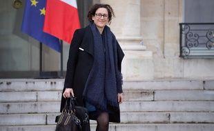 Emmanuelle Wargon, secrétaire d'Etat auprès du ministre de la Transition écologique, le 9 janvier 2018 à Paris.