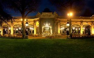 Le Pavillon Dauphine, situé près du bois de Boulogne à Paris (16e)