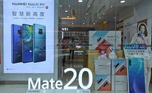 L'opérateur chinois Huawei a été l'une des principales victimes des sanctions de Donald Trump.