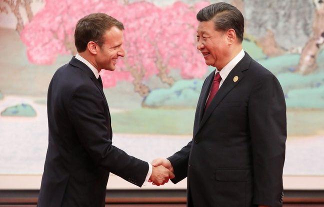 Guerre commerciale entre les Etats-Unis et la Chine: Emmanuel Macron tacle Donald Trump et son recours «à l'utilisation de l'arme tarifaire»