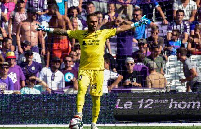 TFC: Excellent à Toulouse, Baptiste Reynet veut «taper dans l'oeil de Didier Deschamps»