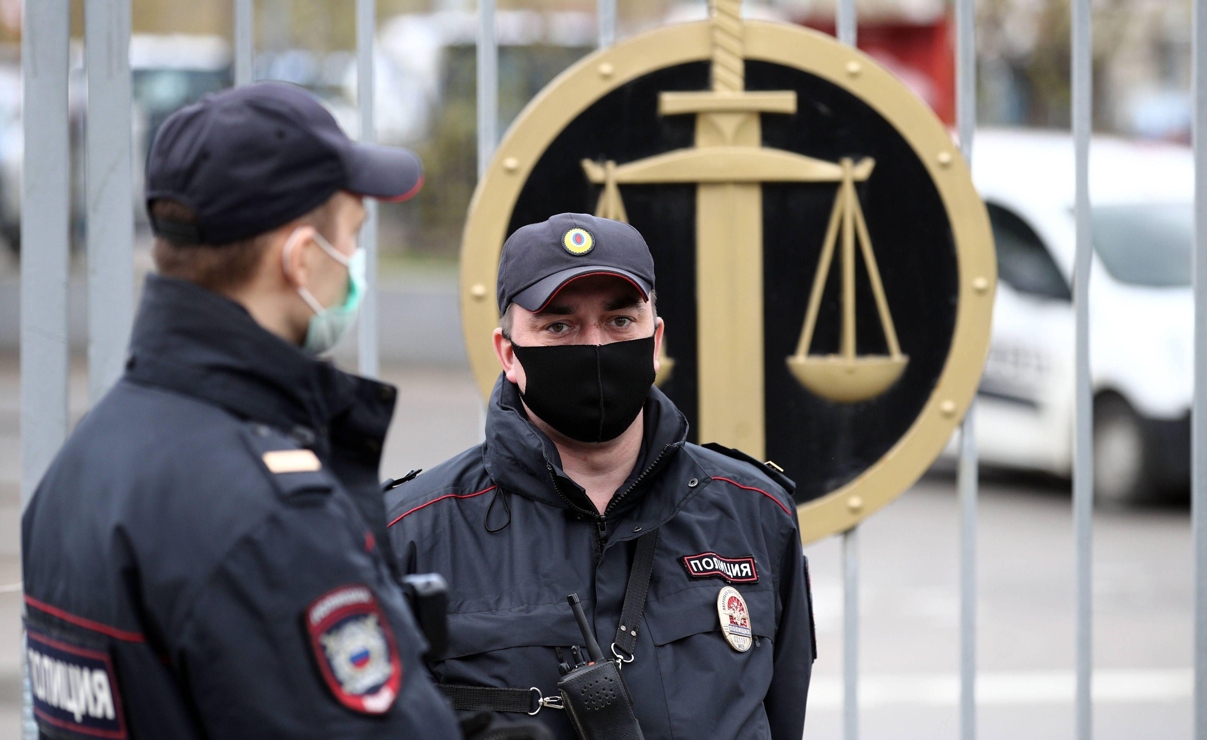 Un tribunal de Moscou avait interdit au Fonds de lutte contre la corruption (FBK) de l'opposant emprisonné Alexeï Navalny pratiquement toute activité.