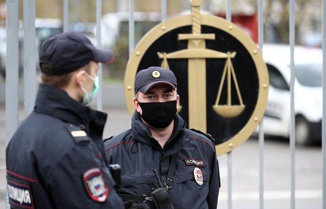 648x415 tribunal moscou interdit fonds lutte contre corruption fbk opposant emprisonne alexei navalny pratiquement toute activite