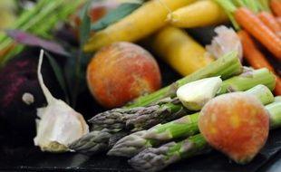 """Une cinquantaine de restaurateurs alsaciens se lancent en novembre dans l'élaboration de repas """"sobres en carbone"""", privilégiant les produits locaux et de saison, une opération qualifiée de pionnière en France pour lutter contre les émissions de gaz à effet de serre"""