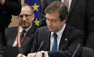 Le Portugal, sous assistance financière, doit devenir vendredi le premier pays de l'UE à ratifier par voie parlementaire le pacte budgétaire européen qui a fait de la discipline et de la rigueur les principaux instruments pour lutter contre la crise de la dette.