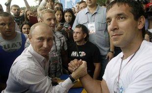 Vladimir Poutine avant un bras de fer
