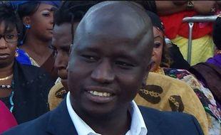 Tamsir Faye, le consul génral du Sénégal à Marseille.