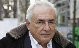 Dominique Strauss-Kahn, le 11 juin 2013 à Paris.