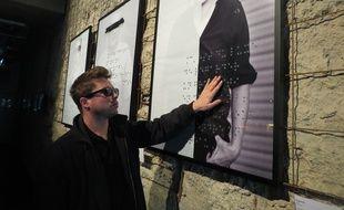 The Blind, artiste nantais, expose à Trempolino jusqu'au 12 octobre