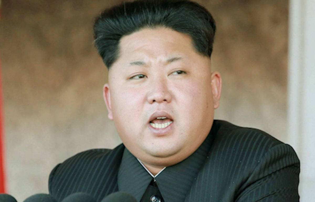 Kim Jong-un multiplie les essais militaires en Corée du Nord. – /NEWSCOM/SIPA