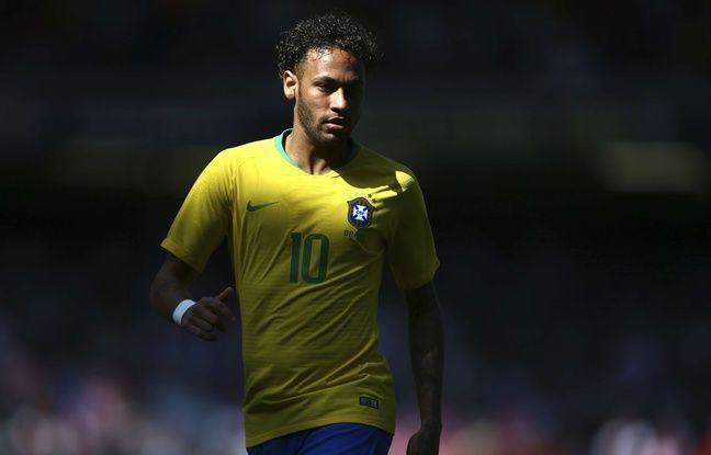 VIDEO. Oh le bijou! A peine de retour, Neymar claque déjà un but magique avec le Brésil