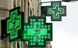 """Les pharmaciens sont """"pris entre deux feux"""", le médical et le commercial."""