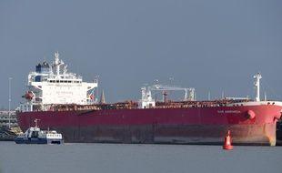 Le navire « Nave Andromeda » transportait 42.000 tonnes de pétrole brut.