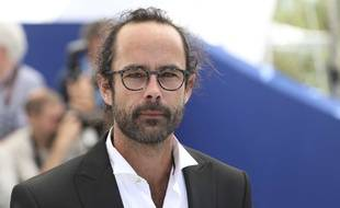 Le militant Cédric Herrou à Cannes.