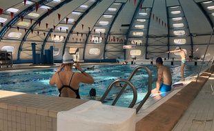La piscine Desautel, dans le 9e arrondissement, est l'une des neuf piscines actuellement ouverte à Marseille.