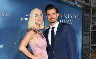 Les heureux parents Katy Perry et Orlando Bloom