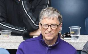 Billl Gates le 10 septembre 2017 à New York.