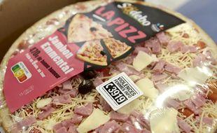 La marque Sodebo va étiqueter 3 millions de pizzas avec le numéro d'urgence 3919
