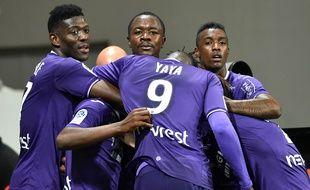 Toulouse peut savourer ce succès qui lui ouvre une voie royale un maintien vers en L1