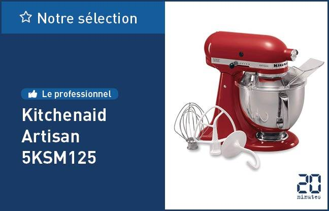Artisan 5KSM125 de KitchenAid