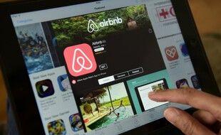 Image d'illustration de l'entreprise Airbnb.