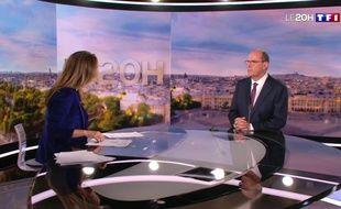 Jean Castex face à Anne-Claire Coudray le 3 juillet sur TF1