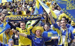 Les supporters de Clermont seront sans doute les plus nombreux dans les tribunes du Roazhon Park.