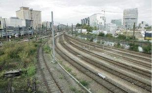Réseau ferré de France (RFF) va réorganiser l' arrivée des trains en gare, afin d'augmenter le trafic d'ici à 2013.