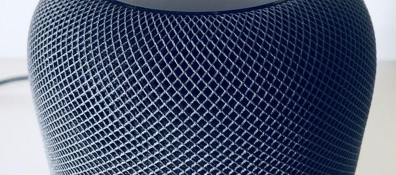 L'enceinte HomePod d'Apple
