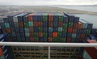 CMA CGM, un des leaders mondiaux du transport maritime par conteneurs, veut s'offrir la société singapourienne Neptune Orient Lines (NOL)