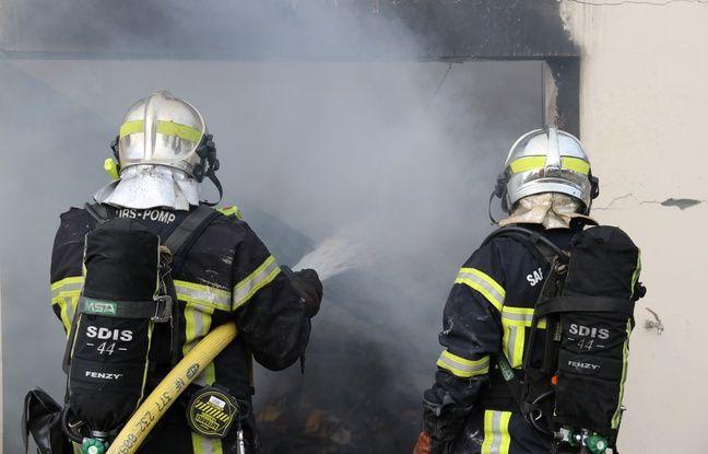 Loire-Atlantique: Une centaine de personnes évacuées en raison d'un incendie à La Plaine-sur-mer