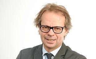 Frédéric Douchez, le bâtonnier.