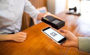 Moins connu que la technologie NFC, le paiement par QR code tend lui aussi à se développer.