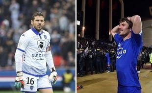 Jean-Louis Leca et Yannick Cahuzac ont tout connu avec Bastia.