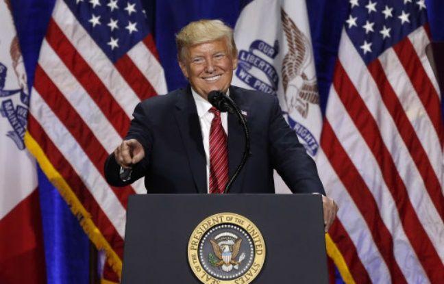 Immigration: Donald Trump dévoile par erreur une partie de l'accord avec le Mexique