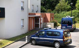 Le drame s'est déroulé dans un appartement au Relecq-Kerhuon près de Brest.