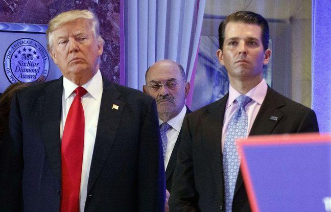 Etats-Unis: L'enquête russe revient empoisonner Trump, son fils convoqué devant le Sénat