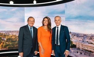 TF1 offre un nouveau décor et un écran géant à ses présentateurs de JT