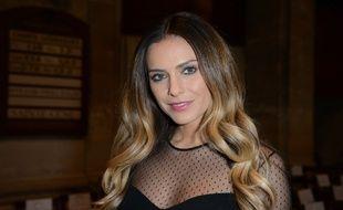 La comédienne et mannequin Clara Morgane.