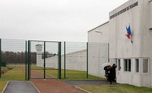Vue de la prison de Roanne