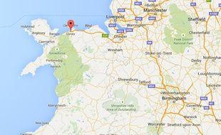 Conwy, au nord du Pays de Galles.