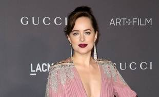 L'actrice Dakota Johnson